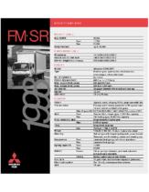 1998 Mitsubishi Fuso FM SR Specs