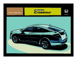 2010 Honda Accord Crosstour Fact Sheet