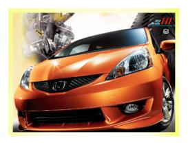 2010 Honda Fit Fact Sheet