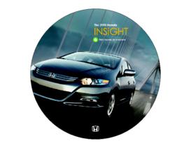 2010 Honda Insight Hybrid Fact Sheet