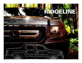 2010 Honda Ridgeline Fact Sheet