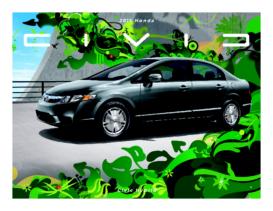 2011 Honda Civic Hybrid Fact Sheet