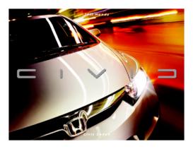 2011 Honda Civic Sedan Fact Sheet