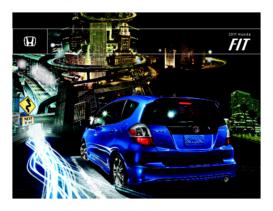 2011 Honda Fit Fact Sheet