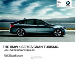 2013 BMW 5 Series Gran Turismo