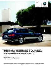 2013 BMW 5 Series Touring