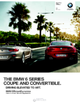 2013 BMW 6 Series Coupe-Convertible
