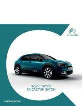 2018 Citroen C4 Cactus Hatch-range