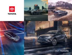 2021 Toyota Full Line V2