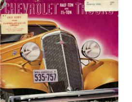 1936 Chevrolet Truck V2