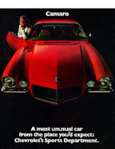 1970 Chevrolet Camaro V3