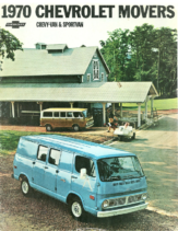 1970 Chevy Van-Sportvan