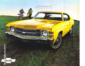 1971 Chevrolet Chevelle V2