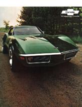1971 Chevrolet Corvette V2