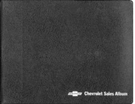 1971 Chevrolet Dealer Album