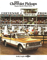 1971 Chevrolet Pickups V2