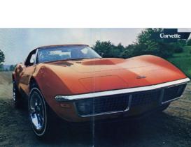 1971 Corvette Folder