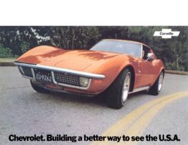 1972 Chevrolet Corvette Dealer Sheet