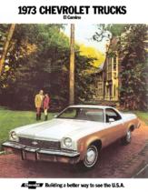 1973 Chevrolet El-Camino V2