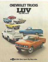 1973 Chevrolet LUV Folder