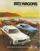 1973 Chevrolet Wagons V2