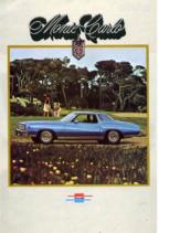 1974 Chevrolet Monte Carlo V2