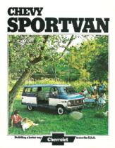 1974 Chevrolet Sportvan