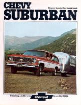 1974 Chevrolet Suburban Folder