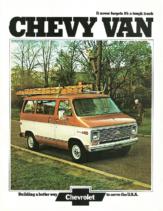 1974 Chevrolet Van