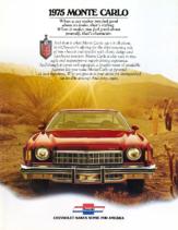 1975 Chevrolet Monte Carlo V2