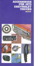 1975 Chevrolet Truck Accessories V2
