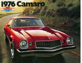 1976 Chevrolet Camaro V2