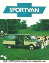 1976 Chevrolet Sport Van