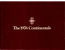 1976 Lincoln Continentals CN