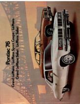 1976 Pontiac Le Mans CN