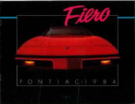 1984 Pontiac Fiero CN