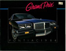 1984 Pontiac Grand Prix CN FR