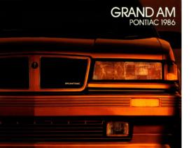 1986 Pontiac Grand Am CN