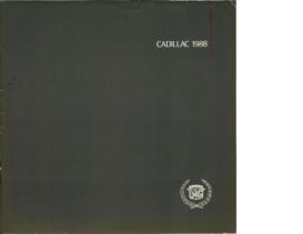 1988 Cadillac Full Line CN