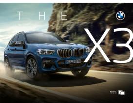 2020 BMW X3 Sports Activity Vehicle