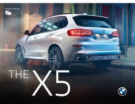 2020 BMW X5 Sports Activity Vehicle