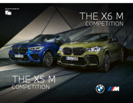2020 BMW X5M-X6M Competition