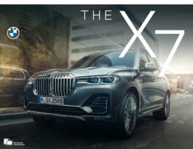 2020 BMW X7 Sports Activity Vehicle