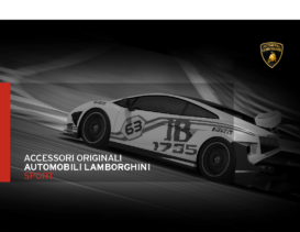 Lamborghini Sport Acssy