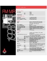 1998 Mitsubishi Fuso FM MR Specs