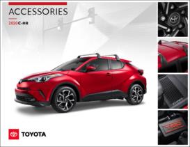 2020 Toyota CHR Accessories