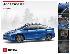 2020 Toyota Prius Accessories
