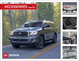 2020 Toyota Sequoia Accessories