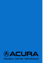 2021 Acura Full Line