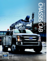 2021 Ford F-Series Super Duty Chasis Cab
